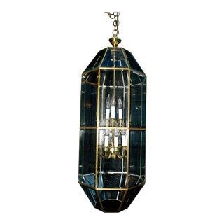 Large Brass Lantern For Sale