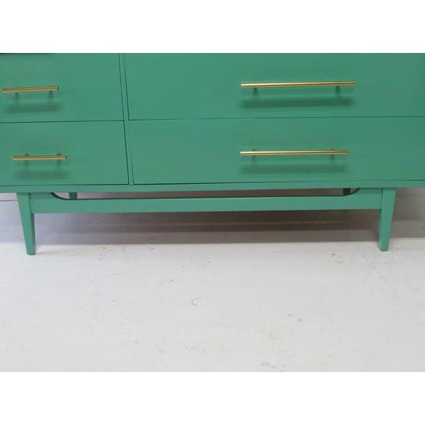 American of Martinsville Mid-Century Modern Credenza - Image 4 of 7