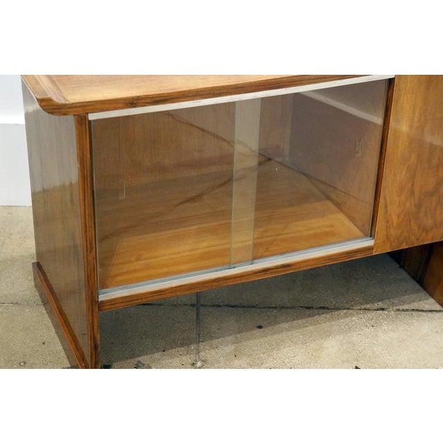 Art Deco Walnut Cabinet - Image 8 of 10