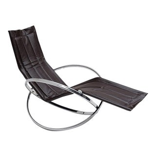 ROGER LECAL JET STAR LOUNGE CHAIR