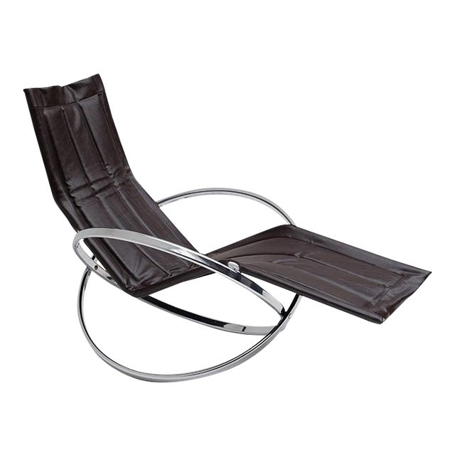 ROGER LECAL JET STAR LOUNGE CHAIR - Image 1 of 11