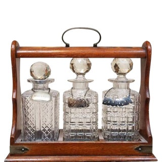 19th Century English Decanters For Sale