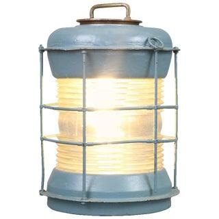 Steel Ship Lantern