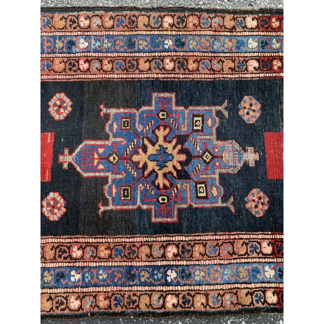 Tribal Long Gallery Size Runner Rug - 3′1″ × 17′5″ For Sale - Image 4 of 13