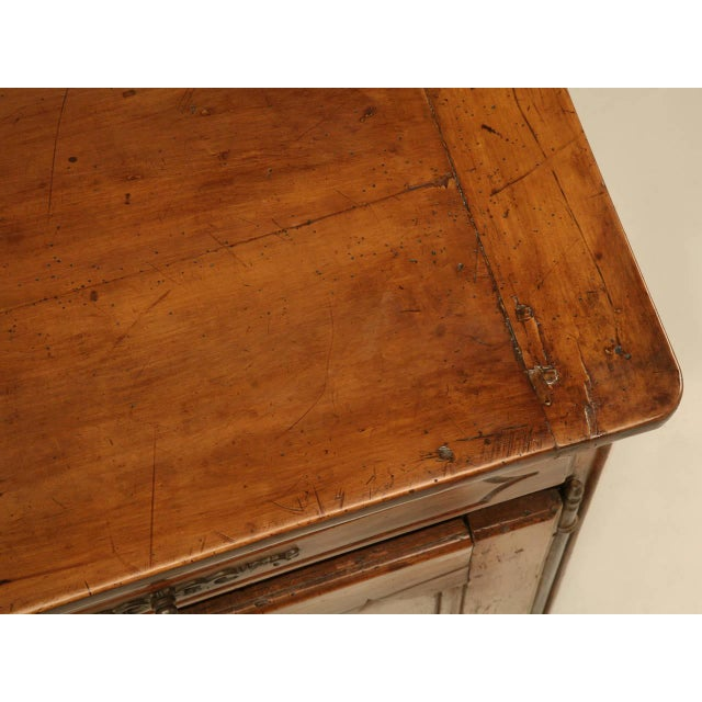 Early 19th Century Country French Antique Buffet For Sale - Image 5 of 10