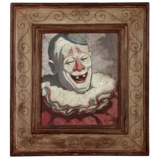 George Marinko, Untitled (Laughing Clown)
