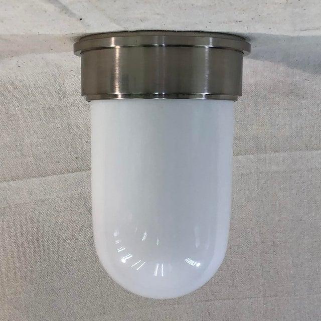 Hudson Valley Lighting Geneva Flush Mount For Sale - Image 9 of 9