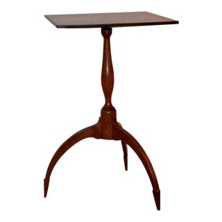 American Cherry Candle Stand
