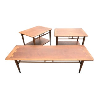 Lane Acclaim Coffee Table & End Tables - Set of 3