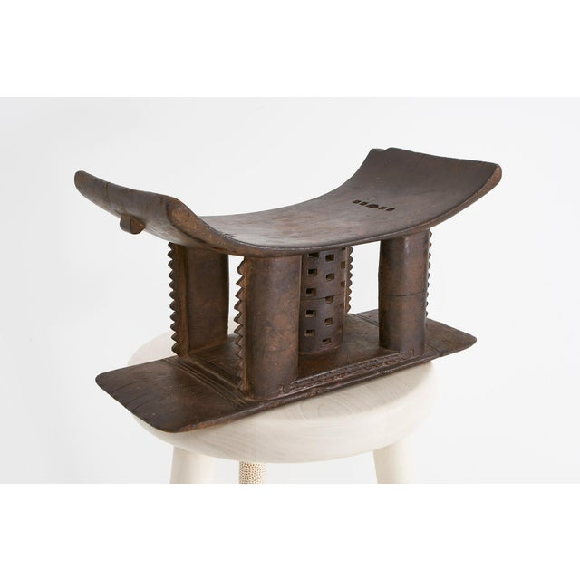 Mid 19th Century 19th Century Asante Stool For Sale - Image 5 of 6