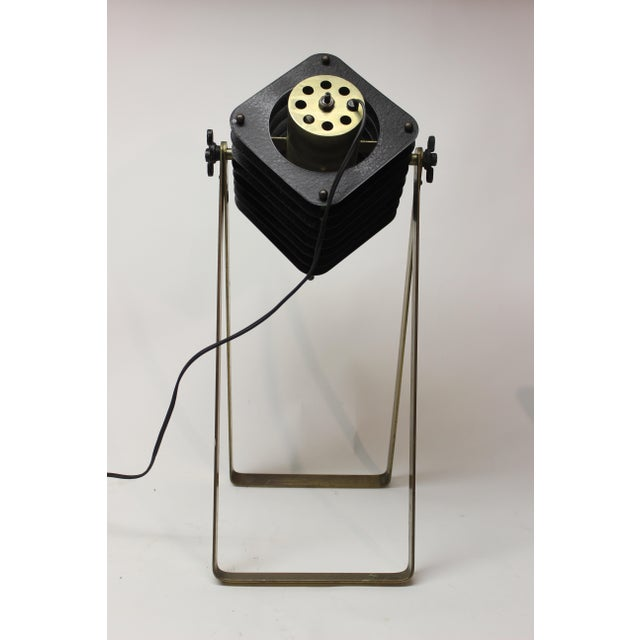 Curtis Jere Custom Curtis Jere Table Lamp For Sale - Image 4 of 8
