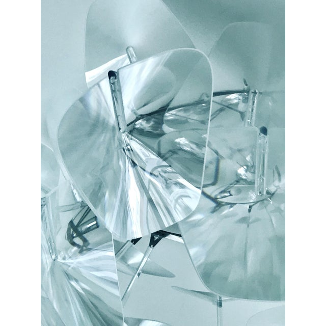Hope Modernist Ceiling Light With Reflective Prisms by Luceplan, Italy 2018 For Sale - Image 11 of 13