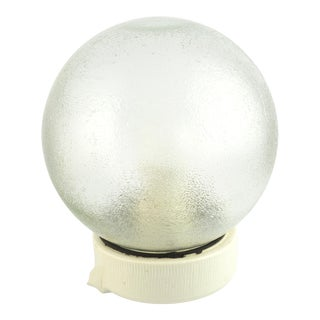 1970s Spherical Industrial Lamp Ops-100 by Foton, Poland For Sale
