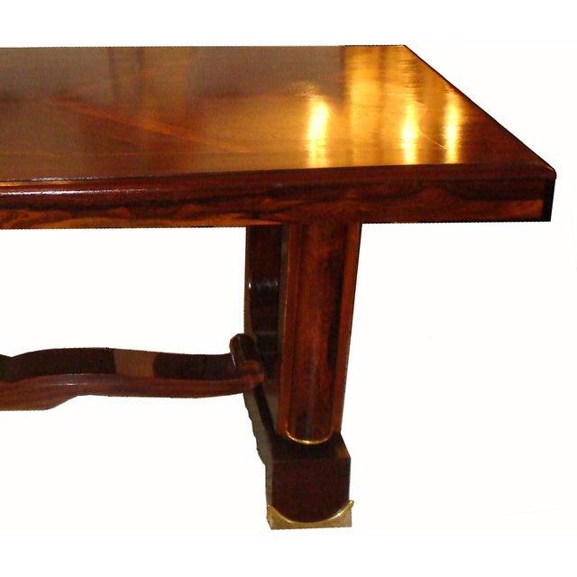 Jules Leleu Dining Table - Image 5 of 7