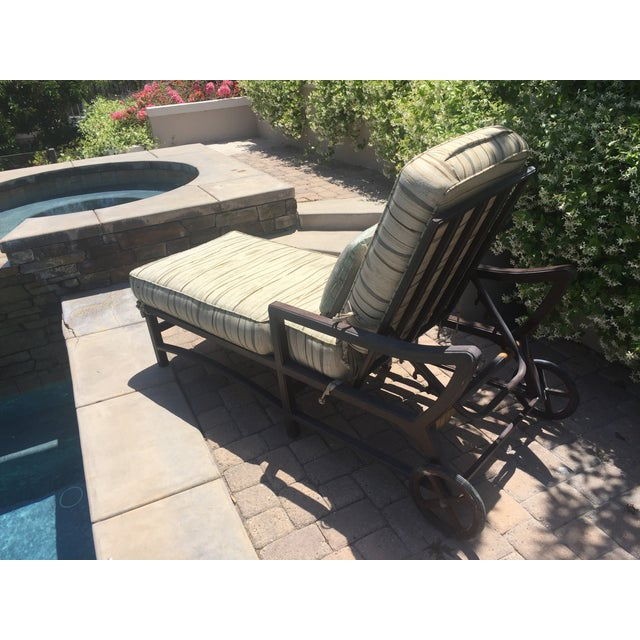 Outdoor Tommy Bahama Single Chaise - Image 6 of 8