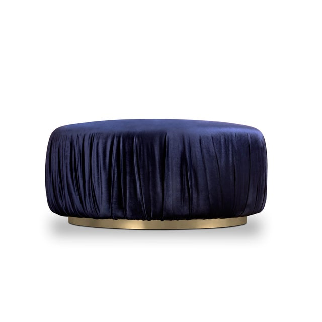 As Ella is inspired by the ancient Greece, it is not a coincidence that this puff gets you into a relaxing and elegant...