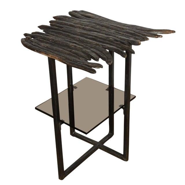 Paul Marra Cast Bronze Pod Table For Sale