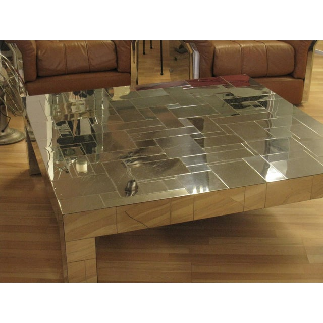 Paul Evans Paul Evans Cityscape Coffee Table For Sale - Image 4 of 13
