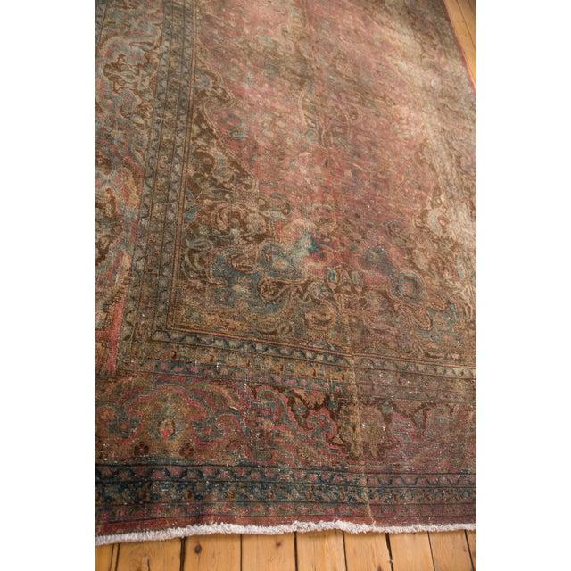 """Vintage Meshed Carpet - 7'3"""" x 12'6"""" - Image 5 of 9"""