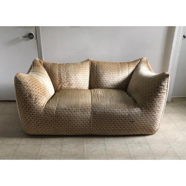 """B&B Italia Original """"Le Bambole"""" Sofa With Ottoman - 2 Pieces For Sale - Image 4 of 13"""