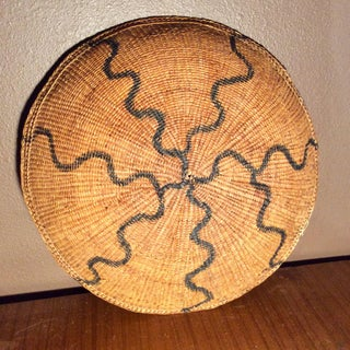 Brazilian Yamomami Rainforest Indian Basket Preview