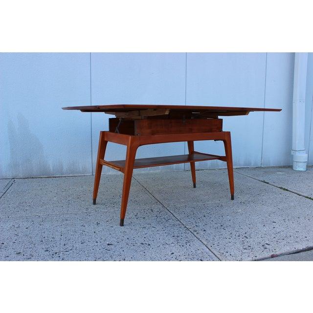 1960's Modern Swedish Dining/Coffee Table - Image 2 of 11