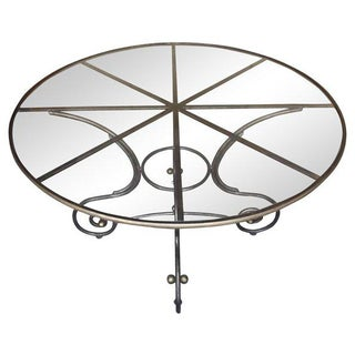 20th Century French Steel Dining Set - 5 Pieces Preview
