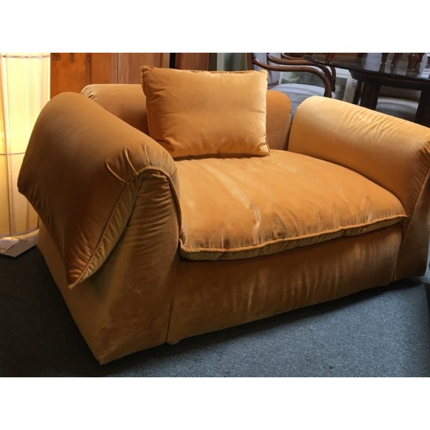 Saba Italia Lounge Chair For Sale In San Francisco - Image 6 of 8