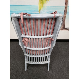 Original Ficks Reed Baby Blue Dining Set Preview