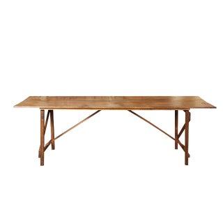 Folding Wallpaper Dining Table
