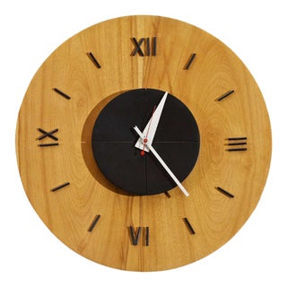 George Nelson Wall Clock For Sale