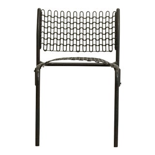 1970s Vintage David Rowland Thonet Sof-Tek Side Chair For Sale