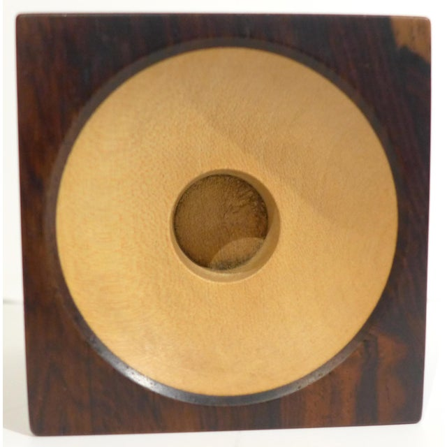 1970s Candleholder by John Makepeace For Sale - Image 5 of 6