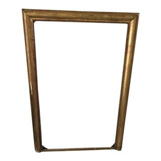 Louis-Phillipe Oak Frame For Sale