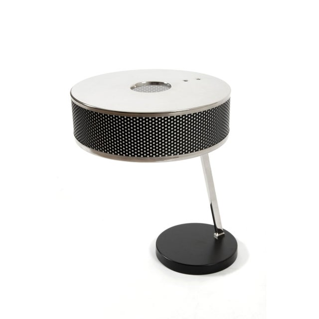 Black Marcus Table Lamp From Covet Paris For Sale - Image 8 of 13