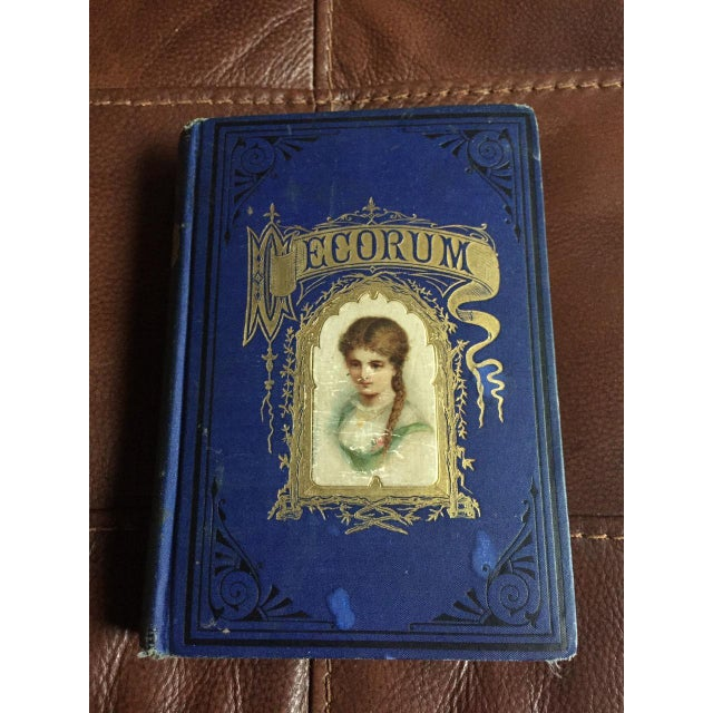 Late 1800s Decorum Treatise On Etiquette And Dress Book For Sale - Image 11 of 11
