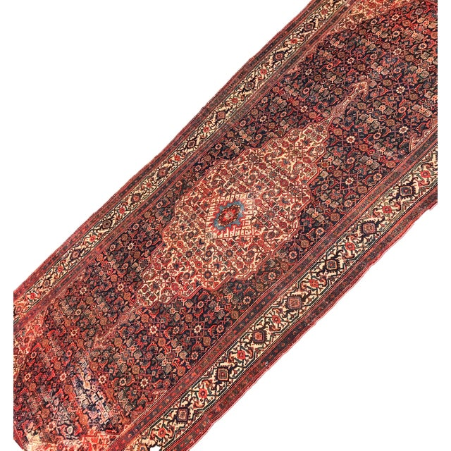 19th Fereghan / Saruk Palace Size Rug For Sale - Image 9 of 13