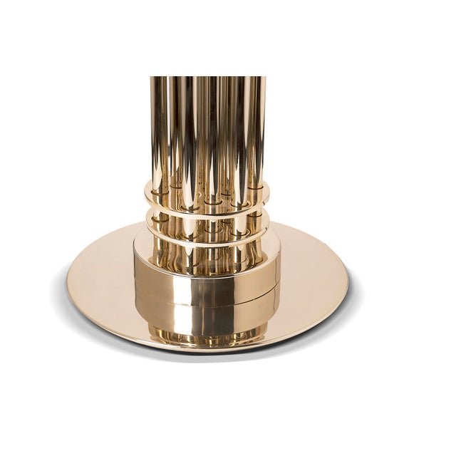 Not Yet Made - Made To Order Janis Led Table Lamp From Covet Paris For Sale - Image 5 of 7