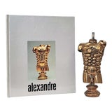 """Image of Miguel Berrocal """"Alexandre"""" Three-Dimensional Bronze Mechanical Puzzle Sculpture For Sale"""
