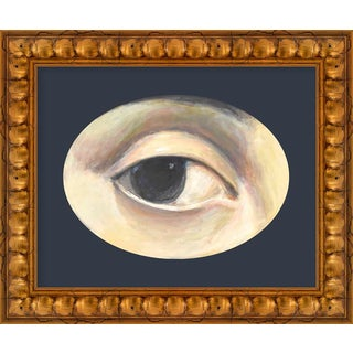 "Small ""Lover's Eye 1"" Print by Susannah Carson, 12"" X 10"" For Sale"