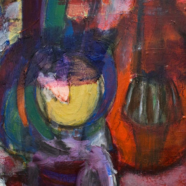 Instrumental Abstract Painting - Image 5 of 7