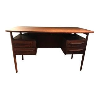 Vintage Maurice Villency Danish Desk