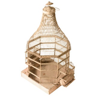 Italian Birdcage For Sale