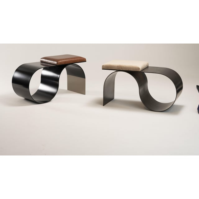 Contemporary Sia Coffee Table by Jason Mizrahi For Sale - Image 3 of 4