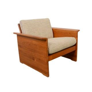 Tarm Stole Mid-Century Danish Modern Teak Chair For Sale
