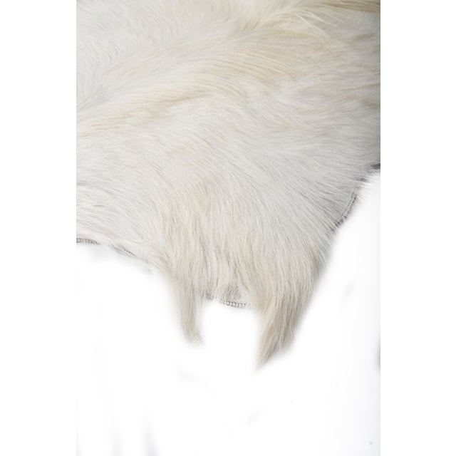 "Aydin Goatskin Patchwork Accent Area Rug - 4'7"" x 7'3"" - Image 3 of 8"