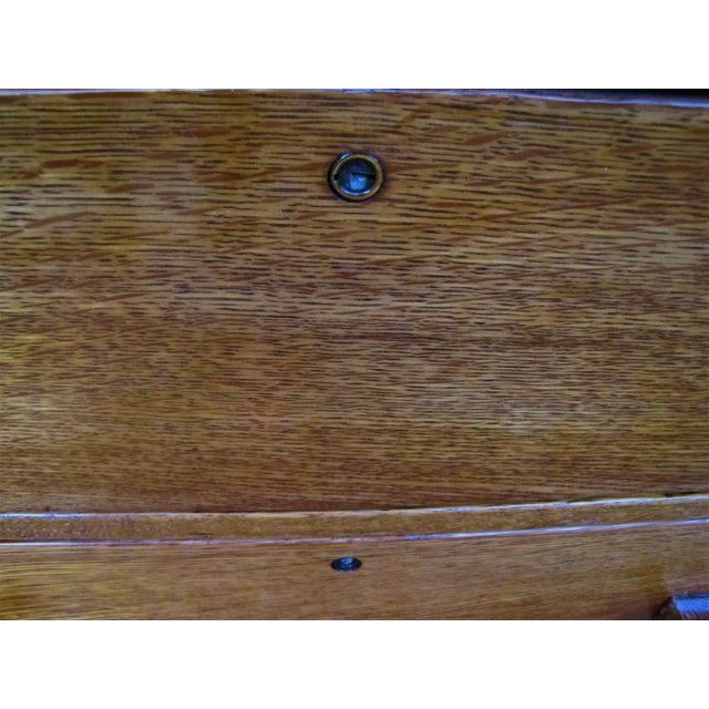 1900s Arts and Crafts Gustav Stickley Chest of Drawers For Sale - Image 9 of 13