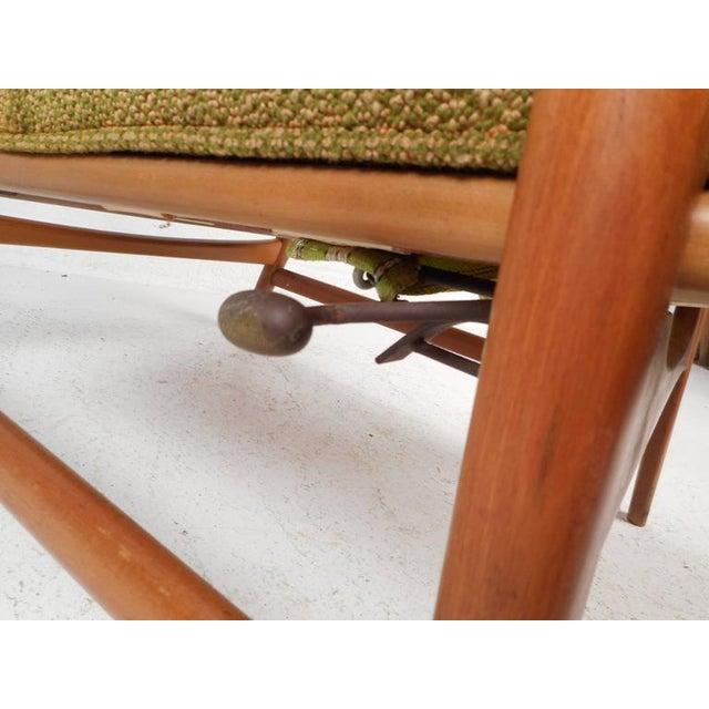 Ib Kofod-Larsen High Back Lounge Chair - Image 8 of 10