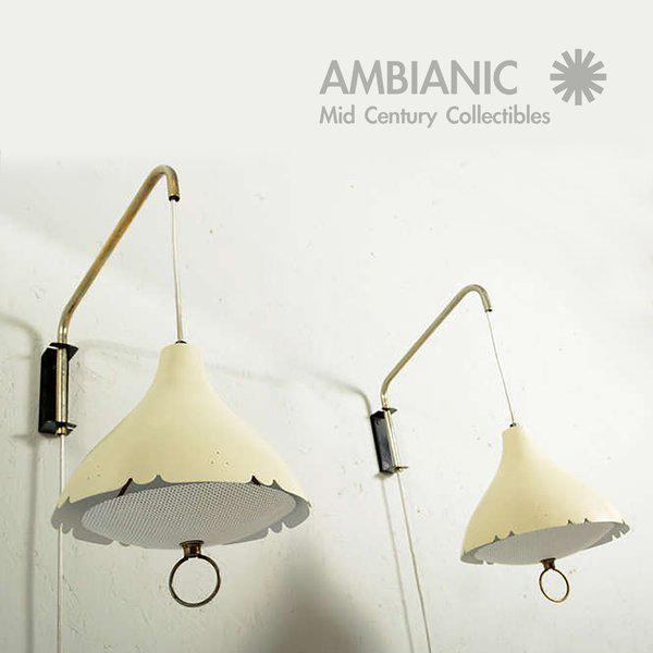 Mid-Century Modern Pair of Wall Sconces After Lightolier For Sale - Image 10 of 11
