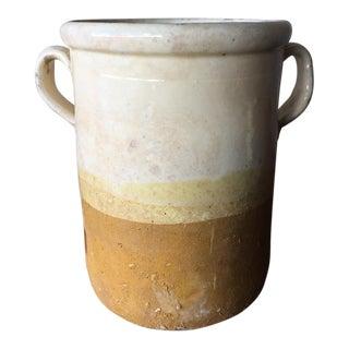 Antique Glazed Jar- Puglia, Italy